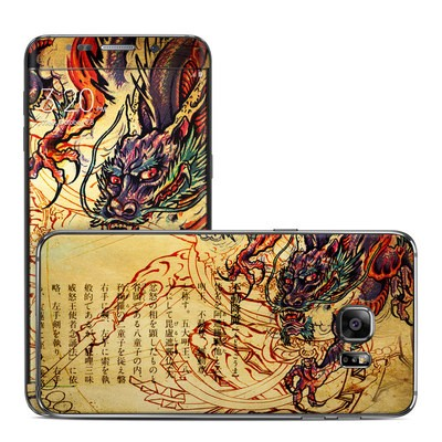 Samsung Galaxy S6 Edge Plus Skin - Dragon Legend