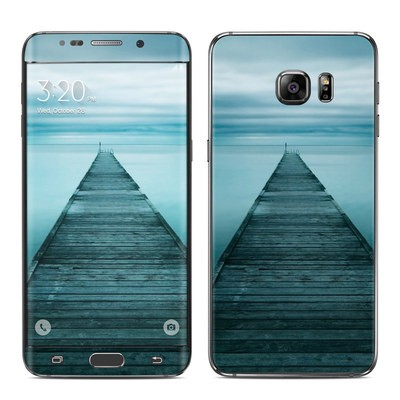 Samsung Galaxy S6 Edge Plus Skin - Evening Stillness