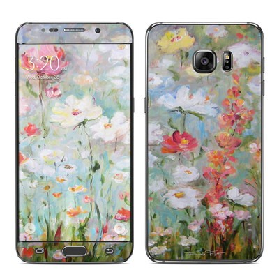 Samsung Galaxy S6 Edge Plus Skin - Flower Blooms