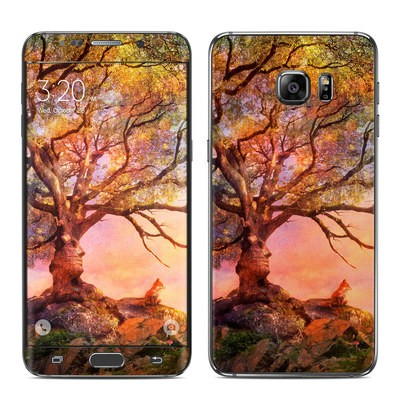 Samsung Galaxy S6 Edge Plus Skin - Fox Sunset