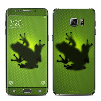 Samsung Galaxy S6 Edge Plus Skin - Frog