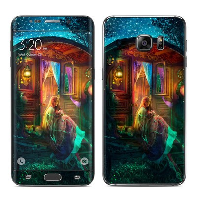 Samsung Galaxy S6 Edge Plus Skin - Gypsy Firefly