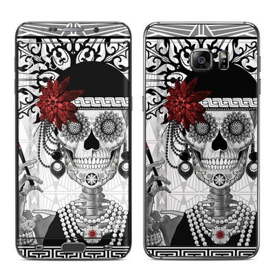 Samsung Galaxy S6 Edge Plus Skin - Mrs Gloria Vanderbone