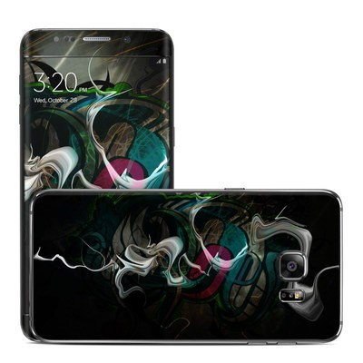 Samsung Galaxy S6 Edge Plus Skin - Graffstract