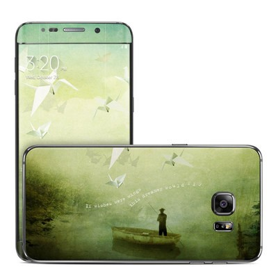 Samsung Galaxy S6 Edge Plus Skin - If Wishes