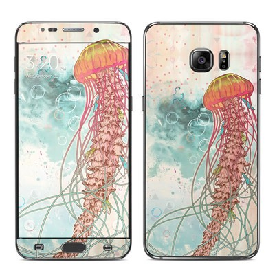 Samsung Galaxy S6 Edge Plus Skin - Jellyfish
