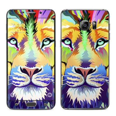 Samsung Galaxy S6 Edge Plus Skin - King of Technicolor