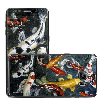 Samsung Galaxy S6 Edge Plus Skin - Koi's Happiness