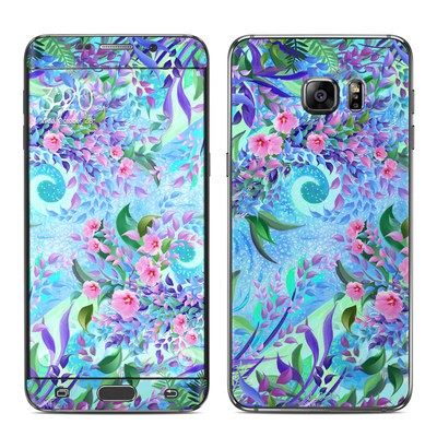 Samsung Galaxy S6 Edge Plus Skin - Lavender Flowers