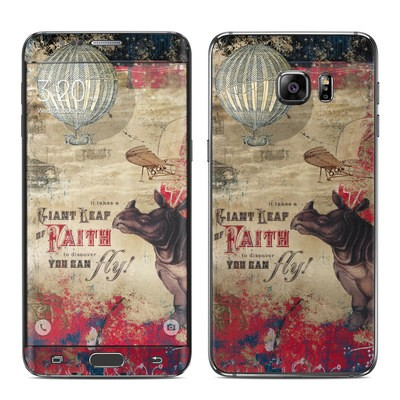 Samsung Galaxy S6 Edge Plus Skin - Leap Of Faith