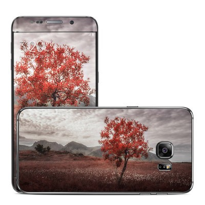 Samsung Galaxy S6 Edge Plus Skin - Lofoten Tree