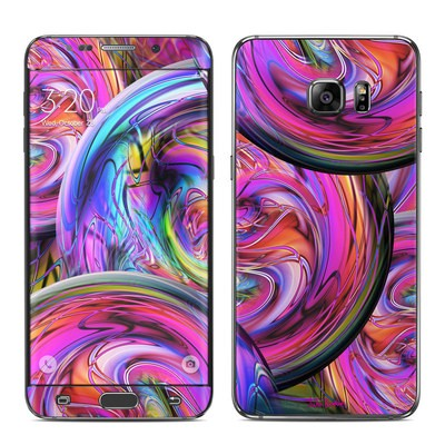 Samsung Galaxy S6 Edge Plus Skin - Marbles
