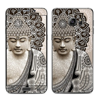 Samsung Galaxy S6 Edge Plus Skin - Meditation Mehndi