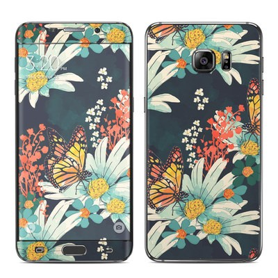 Samsung Galaxy S6 Edge Plus Skin - Monarch Grove