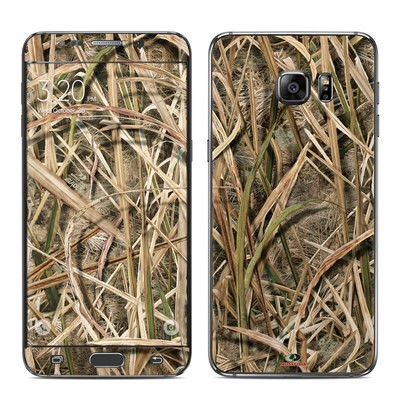 Samsung Galaxy S6 Edge Plus Skin - Shadow Grass Blades