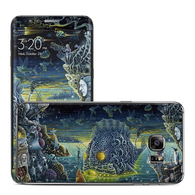 Samsung Galaxy S6 Edge Plus Skin - Night Trawlers