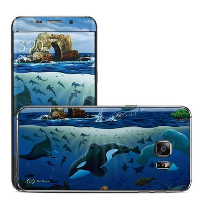 Samsung Galaxy S6 Edge Plus Skin - Oceans For Youth