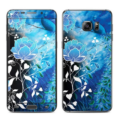 Samsung Galaxy S6 Edge Plus Skin - Peacock Sky