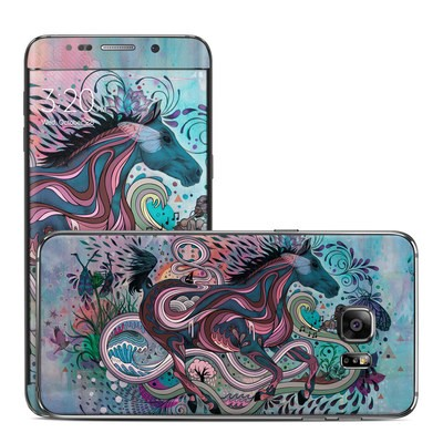 Samsung Galaxy S6 Edge Plus Skin - Poetry in Motion