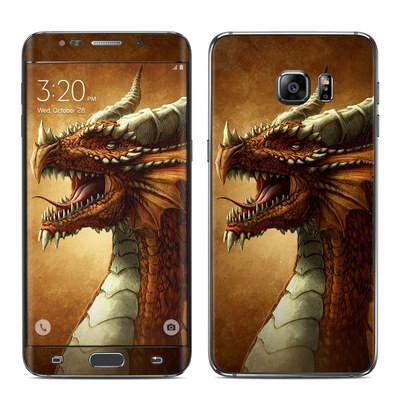 Samsung Galaxy S6 Edge Plus Skin - Red Dragon