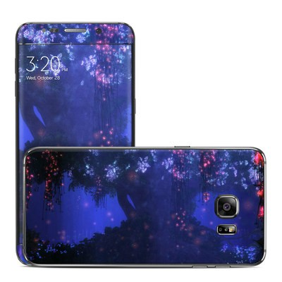 Samsung Galaxy S6 Edge Plus Skin - Satori Night