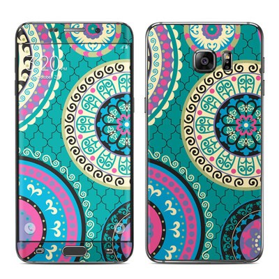 Samsung Galaxy S6 Edge Plus Skin - Silk Road
