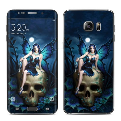 Samsung Galaxy S6 Edge Plus Skin - Skull Fairy