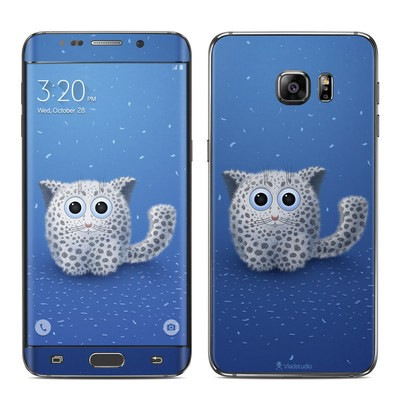Samsung Galaxy S6 Edge Plus Skin - Snow Leopard