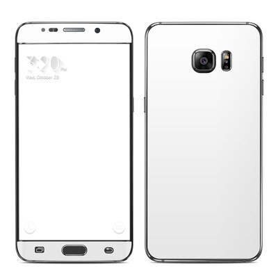 Samsung Galaxy S6 Edge Plus Skin - Solid State White