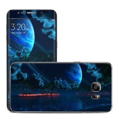 Samsung Galaxy S6 Edge Plus Skin - Thetis Nightfall