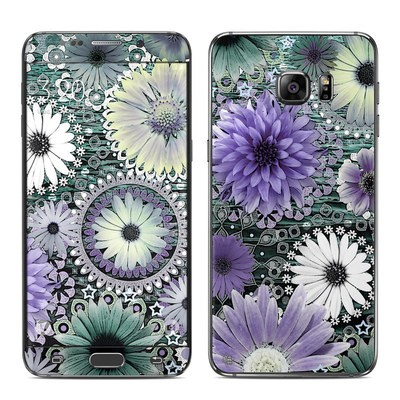 Samsung Galaxy S6 Edge Plus Skin - Tidal Bloom