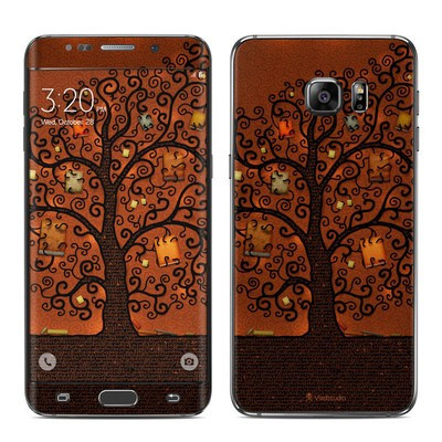 Samsung Galaxy S6 Edge Plus Skin - Tree Of Books