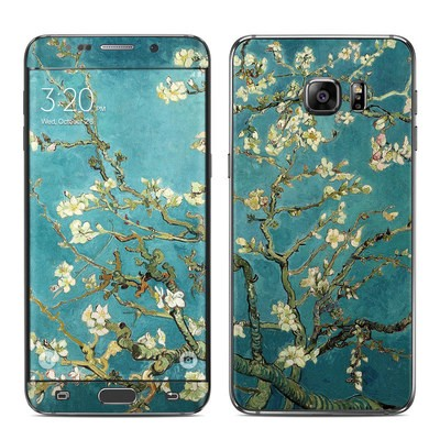 Samsung Galaxy S6 Edge Plus Skin - Blossoming Almond Tree