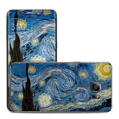 Samsung Galaxy S6 Edge Plus Skin - Starry Night