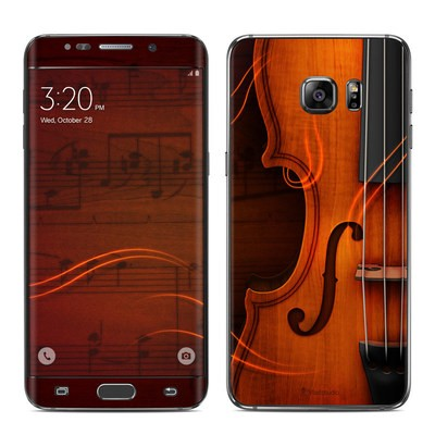 Samsung Galaxy S6 Edge Plus Skin - Violin