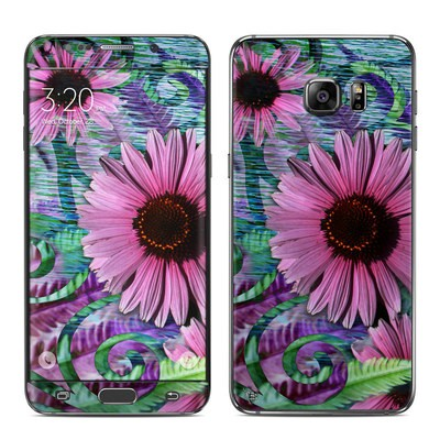 Samsung Galaxy S6 Edge Plus Skin - Wonder Blossom