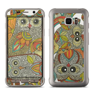 Samsung Galaxy S7 Active Skin - 4 owls