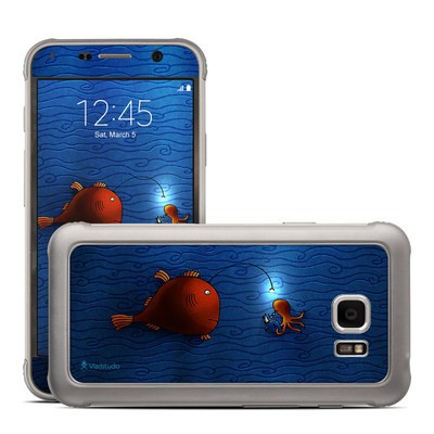 Samsung Galaxy S7 Active Skin - Angler Fish