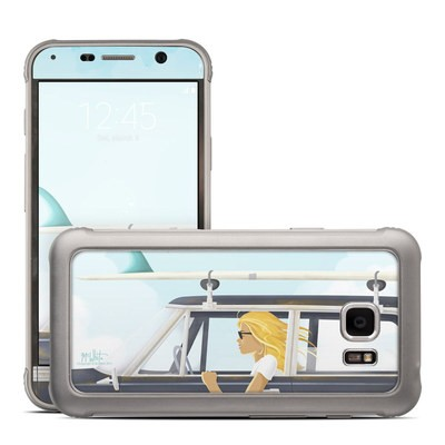 Samsung Galaxy S7 Active Skin - Anticipation