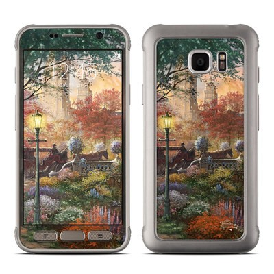 Samsung Galaxy S7 Active Skin - Autumn in New York