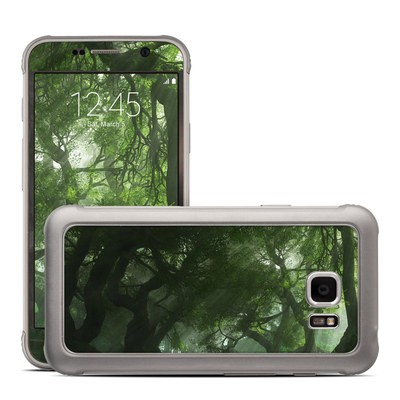 Samsung Galaxy S7 Active Skin - Canopy Creek Spring