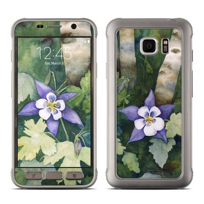 Samsung Galaxy S7 Active Skin - Colorado Columbines