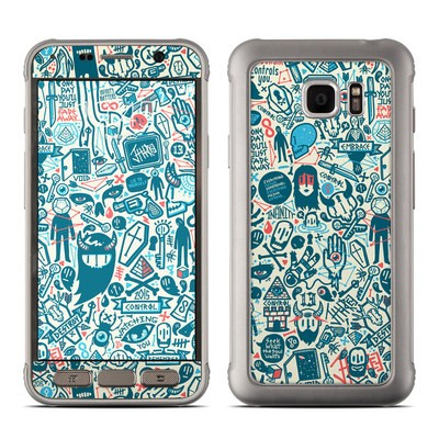 Samsung Galaxy S7 Active Skin - Committee