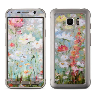 Samsung Galaxy S7 Active Skin - Flower Blooms