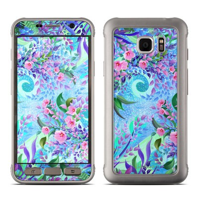 Samsung Galaxy S7 Active Skin - Lavender Flowers