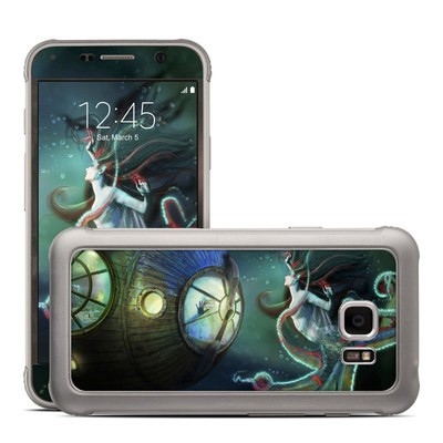 Samsung Galaxy S7 Active Skin - 20000 Leagues