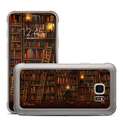 Samsung Galaxy S7 Active Skin - Library