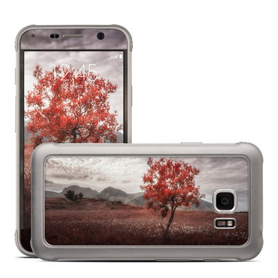 Samsung Galaxy S7 Active Skin - Lofoten Tree