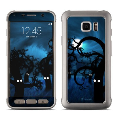 Samsung Galaxy S7 Active Skin - Midnight Forest