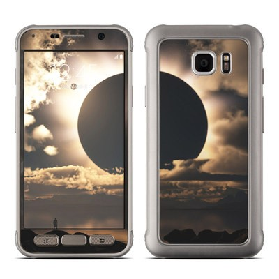Samsung Galaxy S7 Active Skin - Moon Shadow